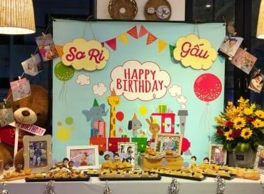Đặt tiệc sinh nhật tại Đà Nẵng