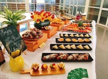 Tổ chức tiệc buffet chuyên nghiệp tại Đà Nẵng