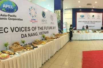 APEC 2017- Diễn đàn APEC VOICES OF THE FUTURE