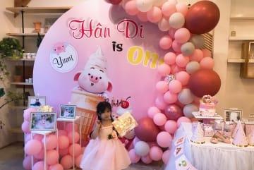 Tiệc Sinh Nhật Tại 234 PCT