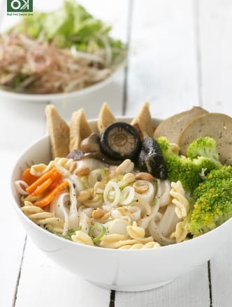 Vegetarian Mi Quang