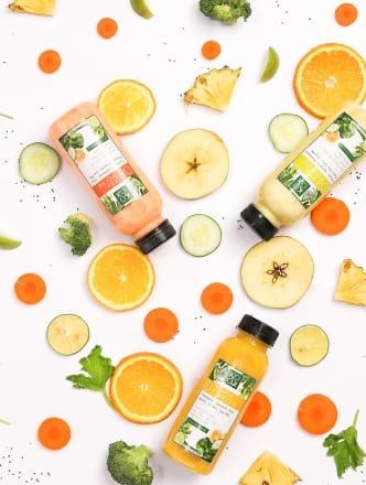 gói 10 Detox Juice