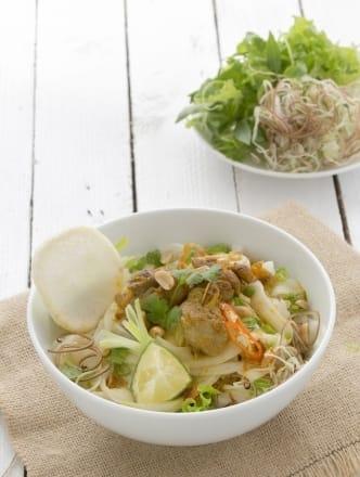 Chicken Noodle - Mi Quang