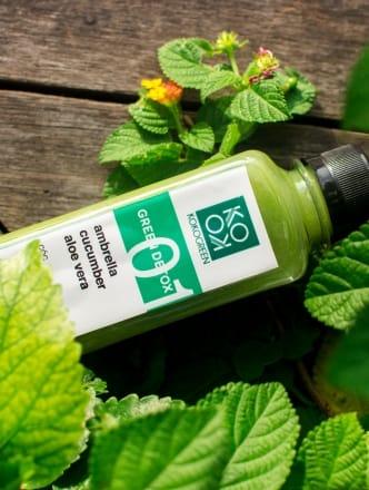 No.1 Green detox