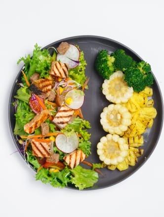 Salad Cá Hồi