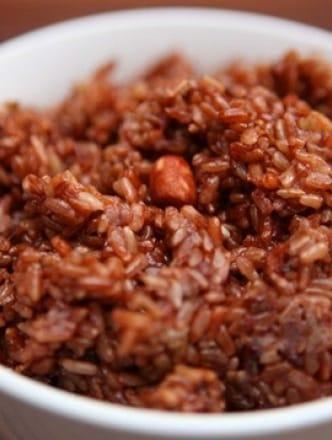 Cơm Gạo Lứt Thêm