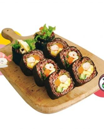 Kimbap cá hồi